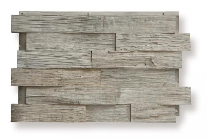 Oak, rough-cut, greyed look