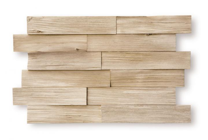 Spruce/pine, rough-cut, vintage white